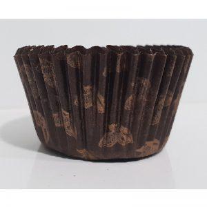 Brown Cupcake & Muffin Liner