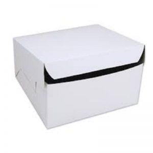 Cake Box 10″