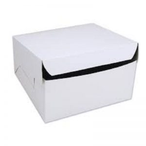Cake Box 12″
