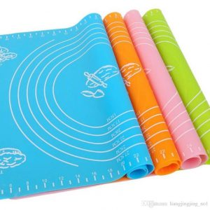 Silicone Baking Mat With Measurements – Small