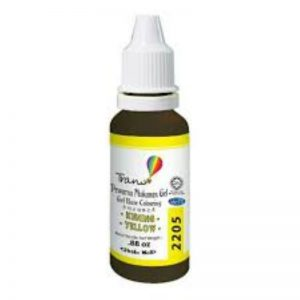 Trans Gel Color – Yellow